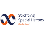 Stichting Special Heroes logo